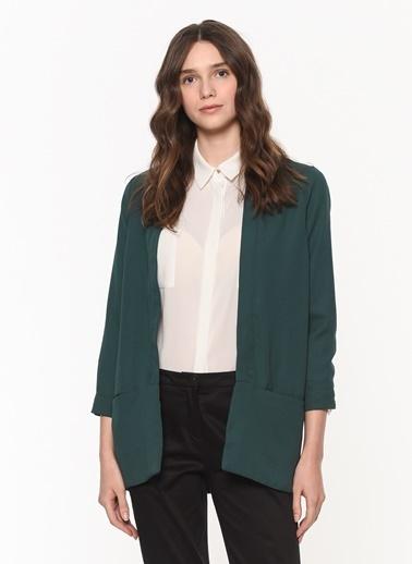 Vero Moda Vero Moda 10143965 Kadın Ceket Yeşil